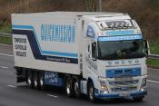 Volvo FH13 540 M6 17/04/2018.
