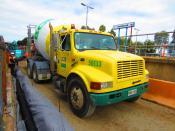 International Cement Mixer