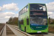 Scania On Cambridgeshire Guided Busway