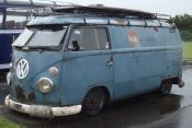 Volkswagon Van 1960s?