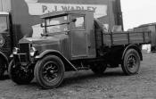 Manchester Flat Bed Truck
