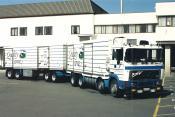 Erf Truck & Trailer Circa 1995