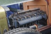 Engine Of The Australian 'mystery' Vehicle.