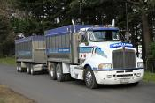 Wealleans Bulk Transport Kenworth T404