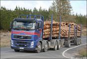 Self Loader Logging Volvo Fh540