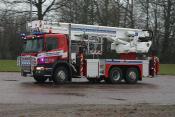 Aerial Rescue Platform 20 542