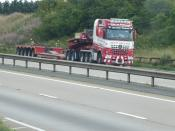 J70 WOS Mercedes 8x4 West Of Scotland