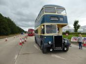 PTE 944C Leyland Titan PD2 Ashton-under-lyne Corporation
