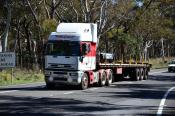Iveco,  K & S Freighters,  Nr Bathurst