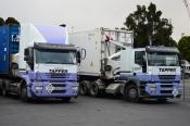 Iveco,  Tappers,  Auckland