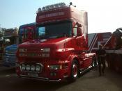 Gosforth Park Truckshow