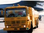 AEC Fuel Tanker