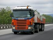 Chemtrax Scania